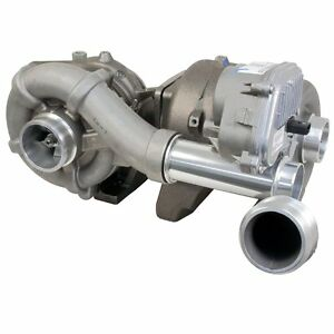 Bd Power Exchange Twin Turbo Assembly For Ford 08 10 179514 b