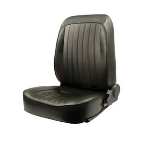 Low Back Bucket Seat Left Side With Tilt Dunebuggy Vw