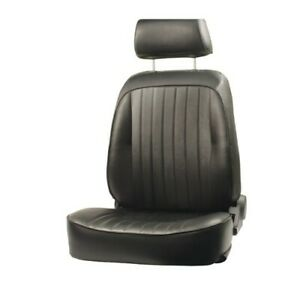 Low Back Bucket Seat Left Side With Headrest Tilt Dunebuggy Vw
