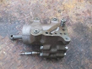 1958 Ford 961 Gas Farm Tractor 3 Point Lift Cylinder Assembly Free Shipping