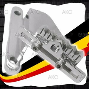 Polished Billet Aluminum Timing Tab For Chevy Big Block 396 402 427 454