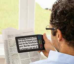 5 Handheld Digital Video Magnifier