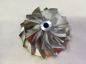 Td05 20g Billet Compressor Wheel 7 Blade