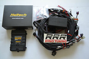 Haltech Elite 2500 Ecu Terminated Harness Kit Gm Gen Iv Ls2 Ls3 Engine Swap