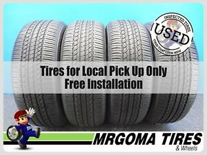 4 Toyo Open Country A20 245 55 19 Used Tires 8 4 32 Jeep Cherokee 103t 2455519