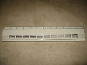 Dayton 3uh10d Electric Baseboard Heater Commercial 208 240vac Btuh 3413 2560
