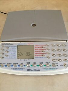 Pitney Bowes Integra N400 3 Lb Postage Scale And Calculator