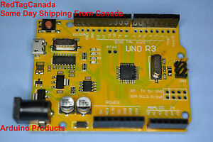 High Quality Uno R3 Mega328p Ch340g For Arduino Canada