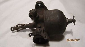 Ford Model T Carburetor 1909 27