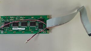 Tyco Lcd Module Assembly Display Board 847950912
