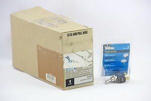 Box Of 6 Ideal 774011 Toggle Switch On off Single Pole Single Throw 3 4 Hp 125v
