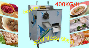 Stainless Steel Electric Meat Grinder And Slicer Mincer meat Cutting Machine