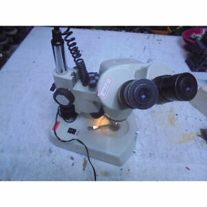 Mitutoyo Msm z414 377 946d 220v Ac Stereo Microscope free Shipping
