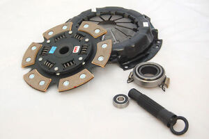 Stage 4 Competition Clutch Kit For Honda Acura B series B16 B18 B20 Hydro