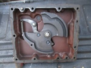 1972 International 1466 Diesel Farm Tractor Shifting Cover Housing Free Ship