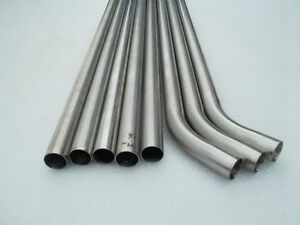 1 5 Stainless Steel Pipes lot Of 8
