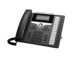 New Cisco 7861 Ip Phone cp 7861 k9