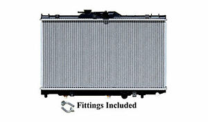 Nation s Best Direct Fit Radiator For 1998 2002 Toyota Corolla W Warranty