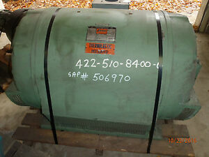 500 Hp Westinghouse Electric Motor 3550 Rpm 4000 Volts 583 h Frame