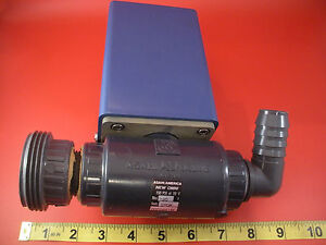 Electromni 2016010 Ball Valve Electric Actuator Asahi Pvc Used