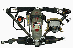 Scott 4 5 Ap50 Scba 2002 Edition W Hud s Rit Overhauled Ready To Use
