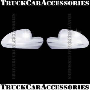 For Chevy Impala 2006 2009 2010 2011 2012 2013 Chrome Full Mirrors Covers Pair
