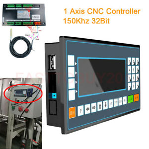 Single 1axis Cnc Motion Controller 150khz Control Servo Stepper 18di 8do Milling