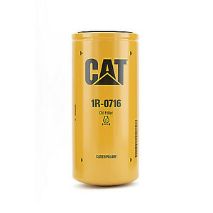 Caterpillar 1r0716 Engine Oil Filter 3406 C15 Genuine Oem Standard Efficiency