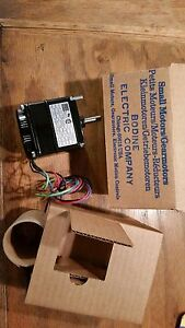 Bodine Electric Co Kci 23a2 Motor Actuator New
