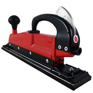 Long Board Straight Line Air Power Powered File Sander For Body Work