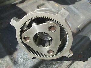 Ford 871 Diesel Selecto o speed Tractor Transmission Planetary Hub Drum