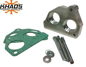 Like Airaid Poweraid Throttle Body Tbi Spacer 87 95 Chevy Gmc 1500 5 7l 200 540