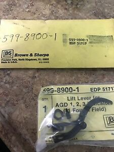 Brown And Sharpe 599 8900 1 Lift Lever