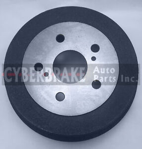 Rear Brake Drum Pair Of 2 Fits 92 00 Toyota Camry