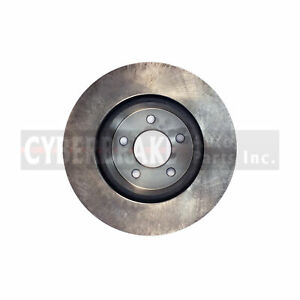 53035 Front Brake Rotor Pair Of 2 Fits 93 98 Jeep Grand Cherokee