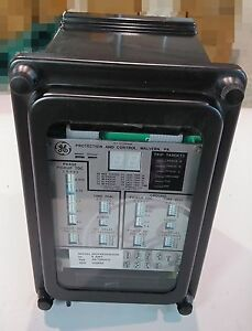 Ge Used Mdp4320000da Protection And Control Malvern Pa 5 Amp 48 125vdc