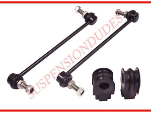 4pc Front Stabilizer Sway Bar Link Set And Bushings For 2008 2013 Nissan Rogue