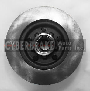 5549 Front Brake Rotor Pair Of 2 Fits 79 81 Pontiac Grand Prix