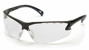 Pyramex Venture 3 Safety Glasses Clear Anti Fog Lens 12 Pack sb5710dt