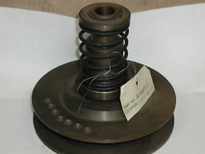 Tree Machine 2uvr Or 2uvrc Motor Pulley P n M1621