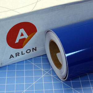 Blue Arlon 5000 1 Roll 24 X 50 Feet Sign Cutting Vinyl