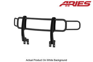06 10 Hummer H3 09 10 H3t Only 4wd Black Front Grille brush Guard 1pc Aries