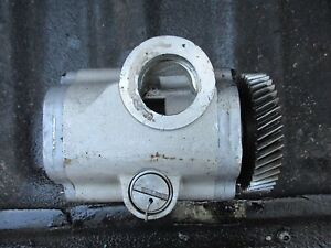1975 Massey Ferguson 1155 Tractor Power Steering Pump Free Shipping