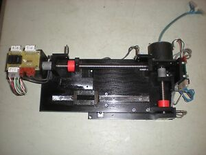 Xy Motorized Stage Base With Anaheim Automation 23d102s Motors 2