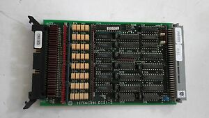 Hitachi Used Dis1 2 Pcb Board For M 511e Microwave Plasma Etching System