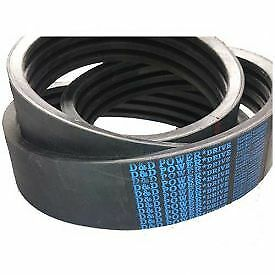 D d Powerdrive Rcp162 5 Banded V Belt
