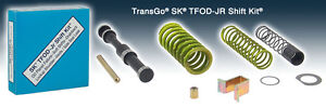 Transgo Sk Tfodjr Transmission Shift Kit Gas W W O Electronic Governor