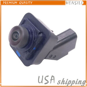 Gb5t 19h222 ab Front View Parking Assist Camera For 16 17 Ford Explorer 2 3 3 5l