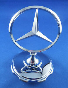Mercedes Benz Star Assembly Hood Ornament For All Ponton To 1963 180 880 03 86