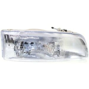 91 93 Toyota Previa Passenger Side Headlight Lamp Assembly